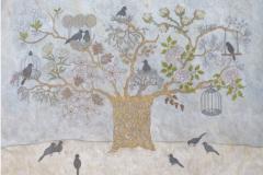 """""""Paradiset"""", Upplaga 40, signerad och numrerad Bildstorlek 68 x 82 cm"""